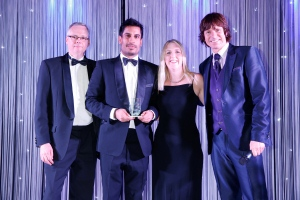 Carebase wins Care Employer of the Year